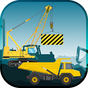 3D Heavy Crane City Construction for PC-Windows 7,8,10 and Mac