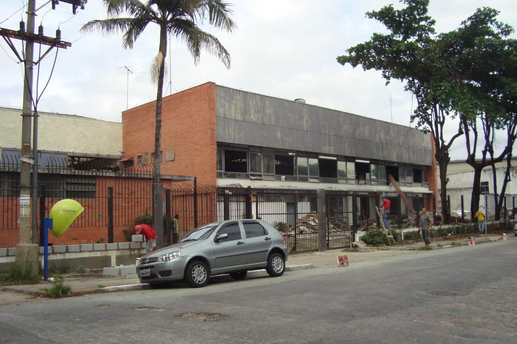 Galpão industrial para locação, Vila Gea, São Paulo.