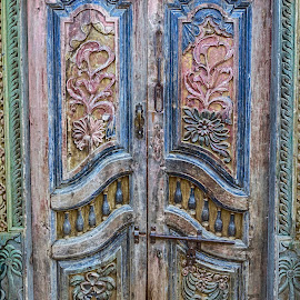 a door by Murat Besbudak - Artistic Objects Other Objects