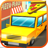 Game Blocky Pizza Sandwich Delivery APK for Windows Phone