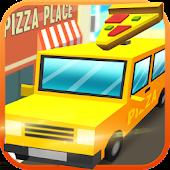 Blocky Pizza Sandwich Delivery APK for Bluestacks