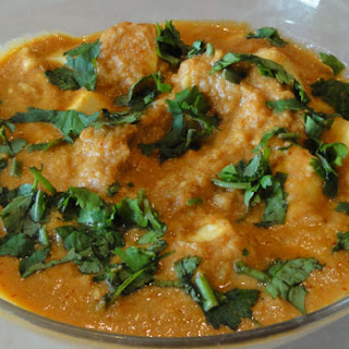 Paneer Butter Masala Without Cream Recipes