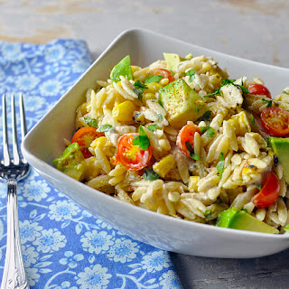 vegetarian lime orzo recept yummly vegetarian pasta fagiole with orzo ...