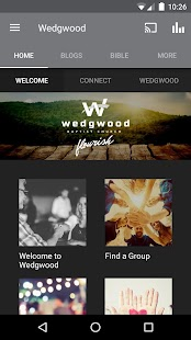 Wedgwood Baptist Church - screenshot