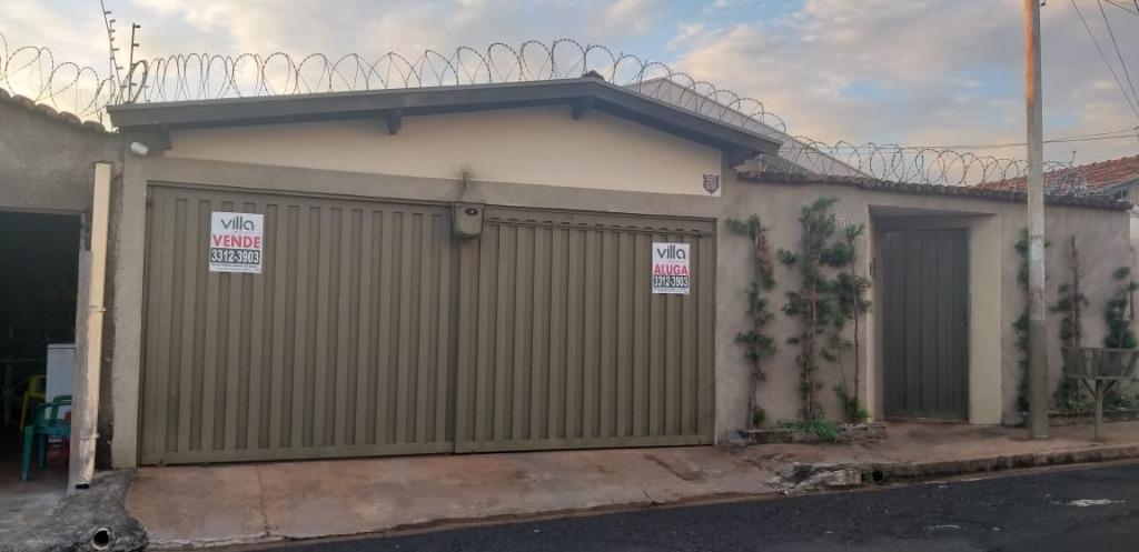 Casa com 4 dormitórios à venda, 197 m² por R$ 350.000 - Grande Horizonte - Uberaba/MG