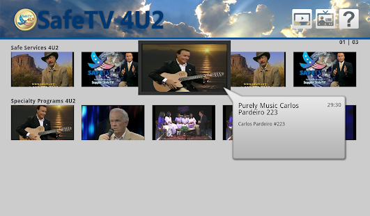 SafeTV4U2 - screenshot