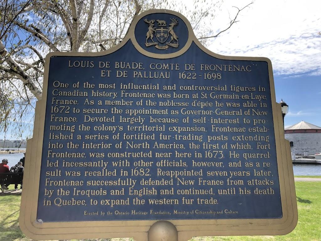 LOUIS DE BUADE, COMTE DE FRONTENAC ET DE PALLUAU 1622-1698One of the most influential and controversial figures in Canadian history, Frontenac was born at St-Germain-en-Laye, France. As a member of ...