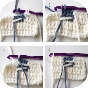 Download Crochet Practice Tutorials For PC Windows and Mac
