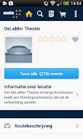 Screenshot of EVENTIM Nederland