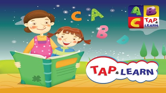 Alphabets ABC Tap & Learn - screenshot