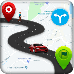 GPS Maps Directions - Route Finder & Navigations For PC / Windows 7/8/10 / Mac – Free Download