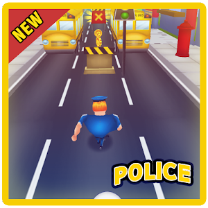 Download Subway Police Runner Rush for PC