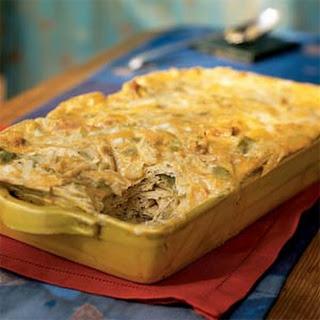 Green Chile Chicken Casserole Recipes