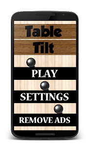 Table Tilt - screenshot