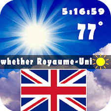 Weather for United Kingdom