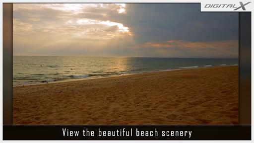 Romantic Beach Timelapse - screenshot