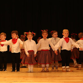 Dances IX by Atis Kalniņš - Babies & Children Toddlers ( dancing childs, dancing kids, national dances, latvia, latvian dances )