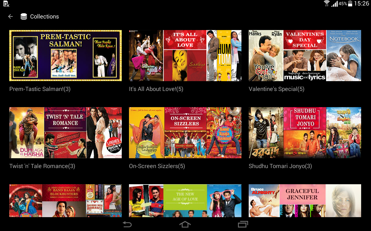 Hungama Play Online Movies App Screenshot 12