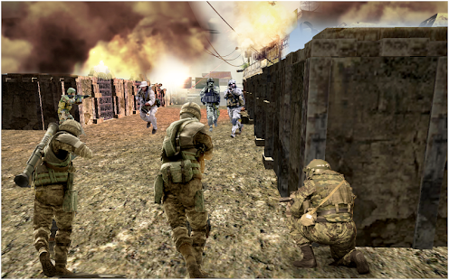Commando Action War 2016- screenshot thumbnail
