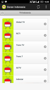 App Siaran TV Indonesia APK for Windows Phone