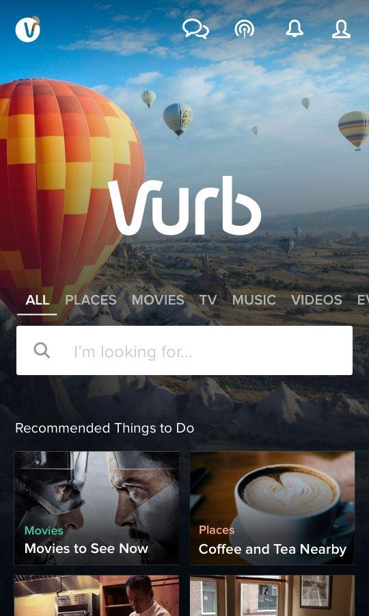 Vurb - Find and Save Anything Screenshot