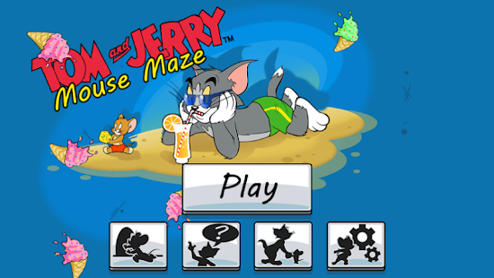 Game Tom & Jerry: Mouse Maze FREE