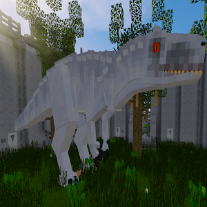 Cover art Jurassic Craft Zoo HD