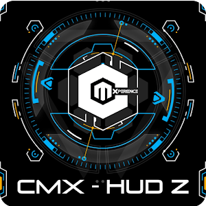 CMX - HUD Z · KLWP Theme For PC / Windows 7/8/10 / Mac – Free Download
