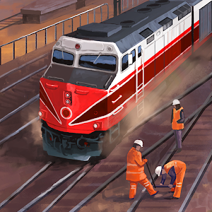 The best train simulation game enjoyed by over 20 million players! Play Now! APK Icon