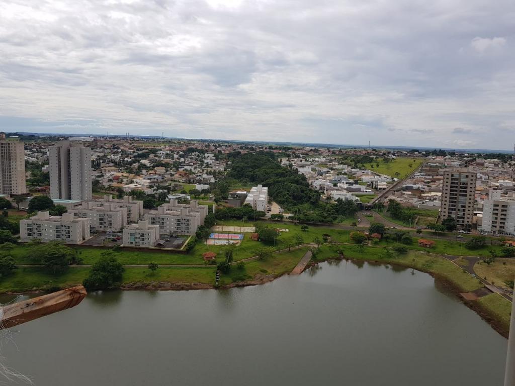 Apartamento à venda, 116 m² por R$ 455.000,00 - Estados Unidos - Uberaba/MG