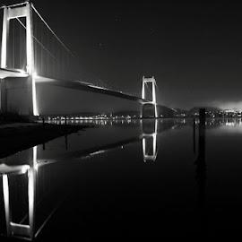 by Karl Erik Straarup - Buildings & Architecture Bridges & Suspended Structures