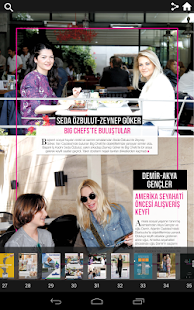 Bom - Brand of Magazine - screenshot