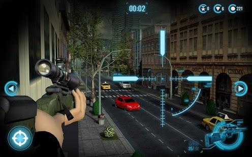 Sniper Gun 3D - Hitman Shooter apk screenshot