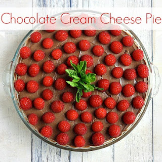 Chocolate Cream Cheese Pie Recipes