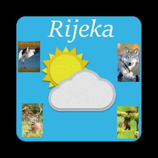 Android aplikacija Rijeka - vrijeme na Android Srbija