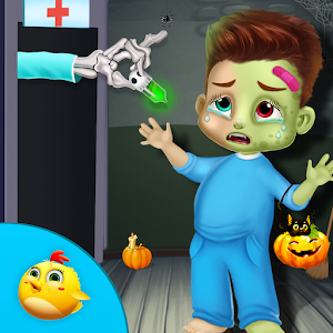 Halloween Kids Dental Clinic