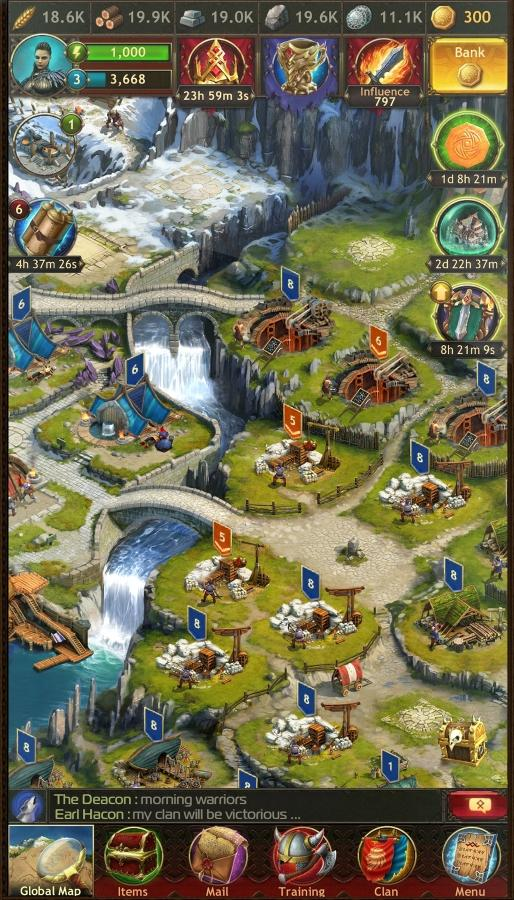 Vikings: War of Clans Screenshot 6