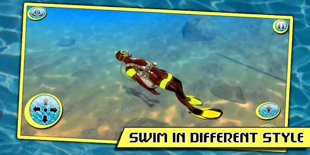 Swim Simulator - Deep Sea Dive- screenshot thumbnail