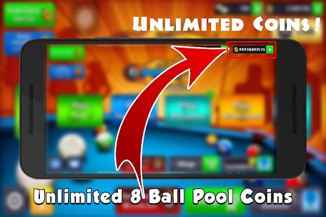 App 8 Ball Pool Coins Prank APK for Kindle