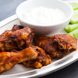 Sour Cream Dip Buffalo Wings Recipes