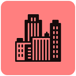 City Lights Icon Pack Theme Icon