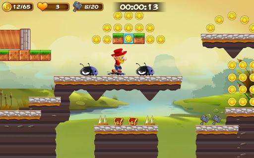 Super Adventure of Jabber screenshot 13
