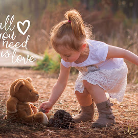 All You need is love by Ivona Kostyra - Babies & Children Children Candids
