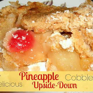 Pineapple Cobbler With Cake Mix Recipes