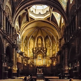 by Angela Higgins - Buildings & Architecture Places of Worship