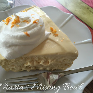 Orange Creamsicle Pie Recipes