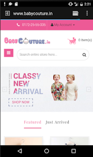 Online Shopping Portal India- screenshot