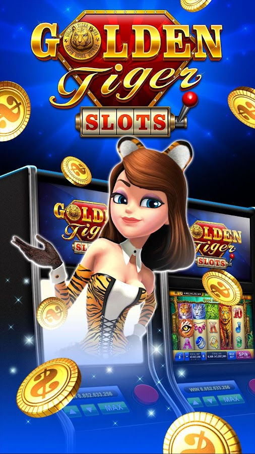 Golden Tiger Slots- free vegas Screenshot 12