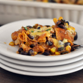 Tex Mex Chicken Casserole Recipes