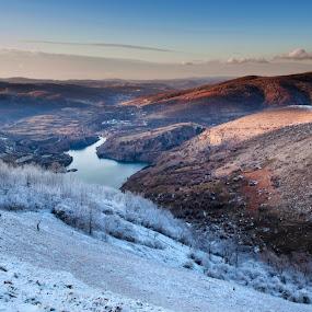 2 Seasons. by Sergiu Radu - Landscapes Mountains & Hills